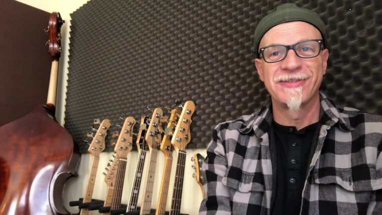 Ed Friedland, The Bass Whisperer, Reviews MixerFace!